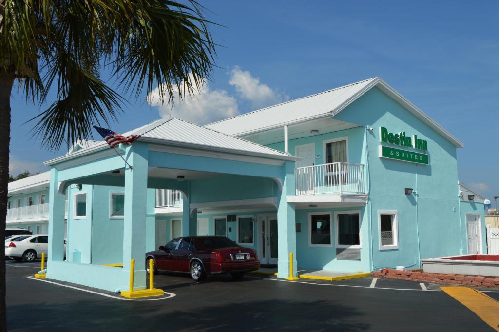 5175b056a Destin Inn & Suites (USA Destin) - Booking.com