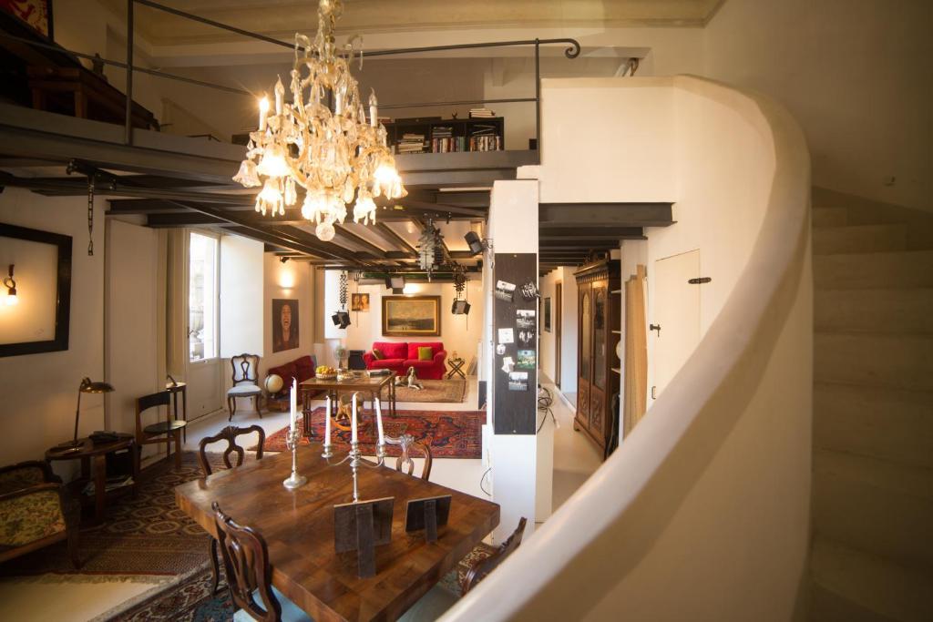 Apartment T-Loft, Genoa, Italy - Booking.com