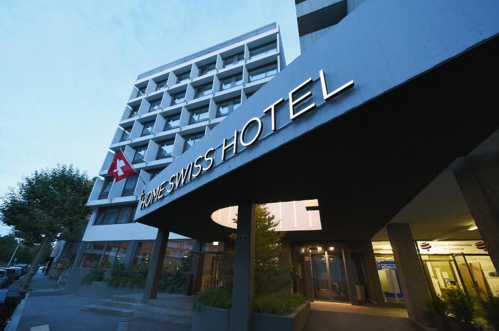 reservation hôtel suisse