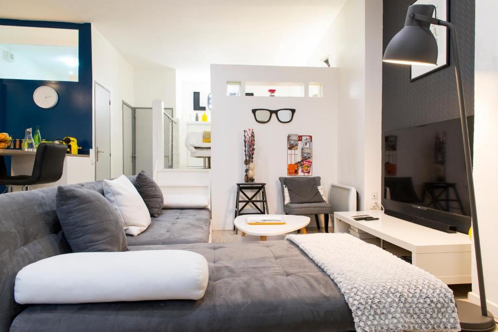 Appartement unsejouranantes loft cassard nantes avec des avis - Le loft nantes tarif ...