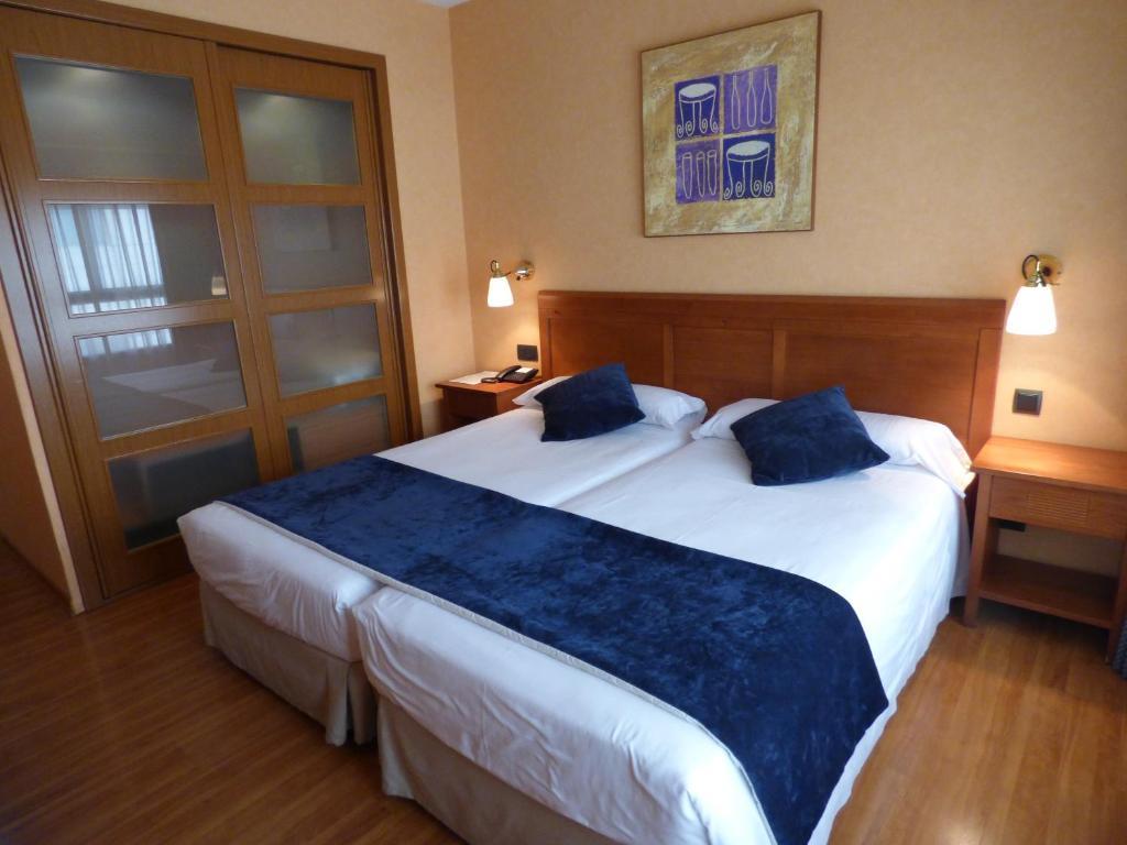 A room at Eco Via Lusitana