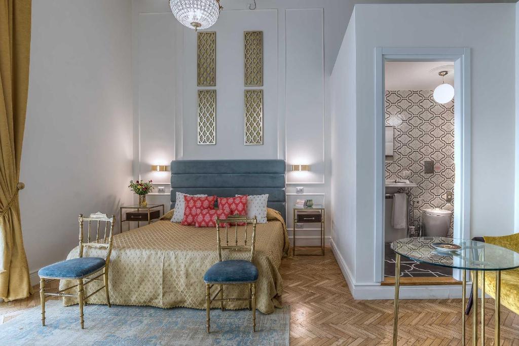 Ingrami Suites and Spa, Roma – Precios mayo 2018