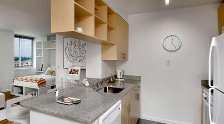 Midtown West: Private Residence, New York City (USA) Rooms
