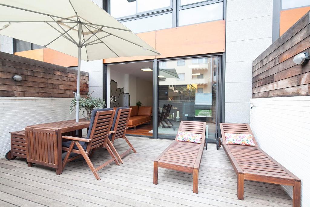 gran imagen de Apartment Barcelona Rentals - Swimming Pool with Terrace