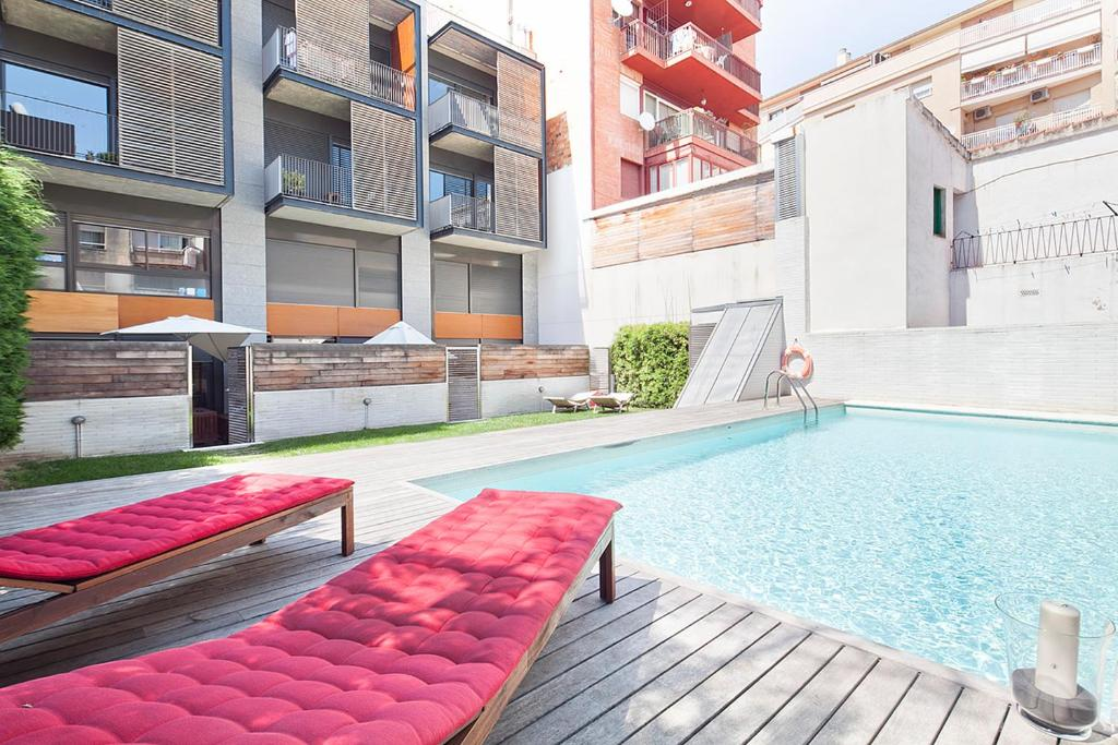 Foto del Apartment Barcelona Rentals - Swimming Pool with Terrace
