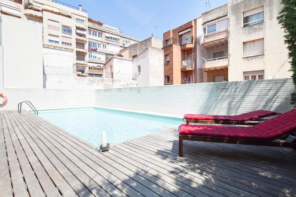 Apartment Barcelona Rentals - Swimming Pool with Terrace imagen
