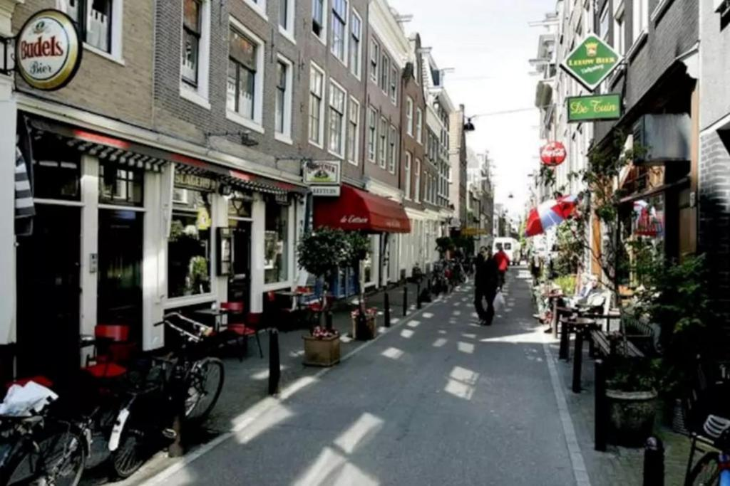 Appartement jordaan luxury estate pays bas amsterdam for Appart hotel amsterdam centre ville