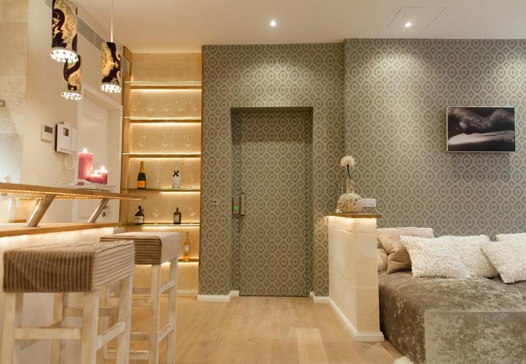 Apartment design suites palma palma de mallorca spain for Design hotel palma