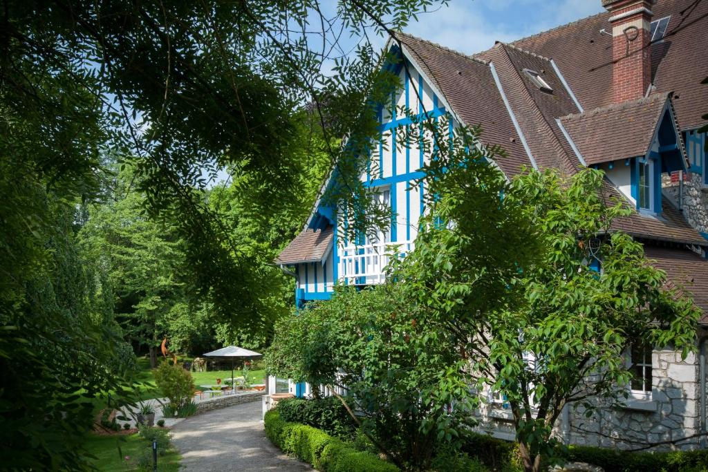 Map Of France Giverny.Hotel Originals Le Jardin Des Plumes Giverny France Booking Com