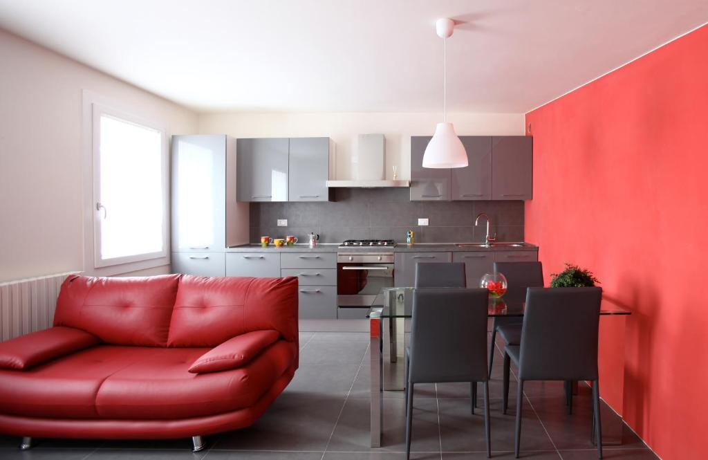 Apartments In Anzano Veneto