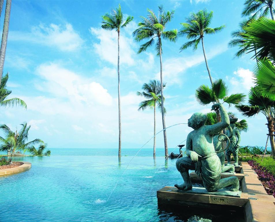 Anantara bophut koh samui resort thailand for Table 99 koh samui
