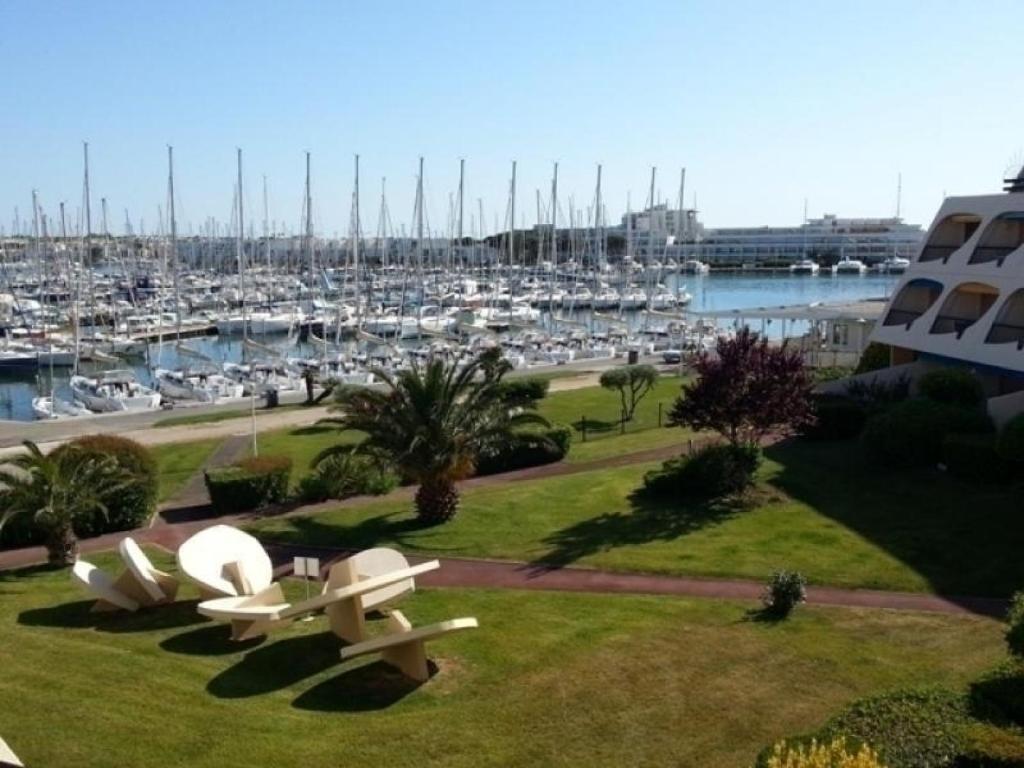 Rental Apartment L 39 Escale Port Plage Nord Port