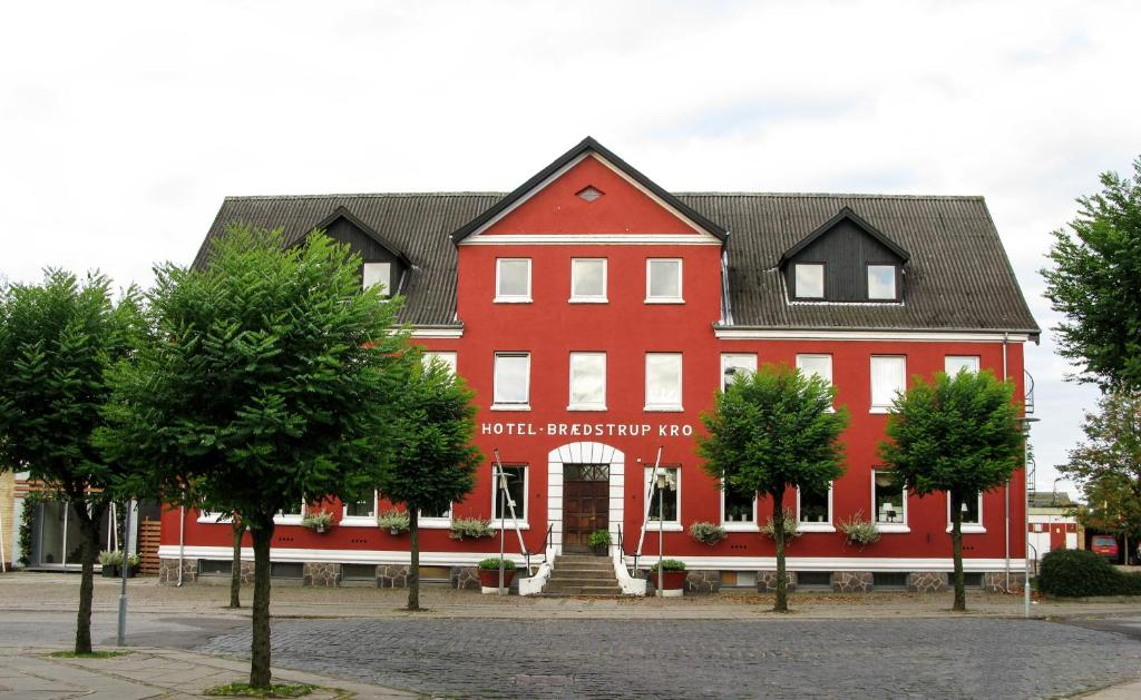 Hotel Brædstrup Kro (Danmark Brædstrup) - Booking.com