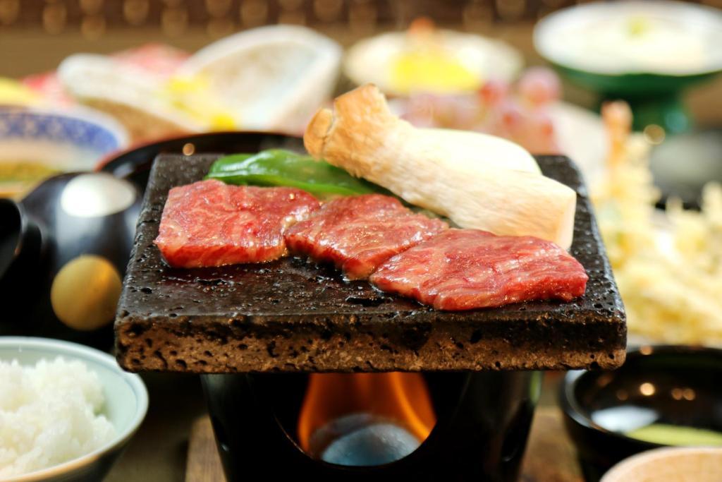 ポイント3.遠赤外線効果で焼くお肉やお野菜