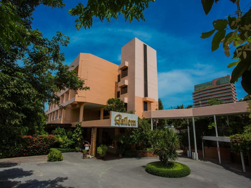 Sailom Hotel Hua Hin для бизнес встреч