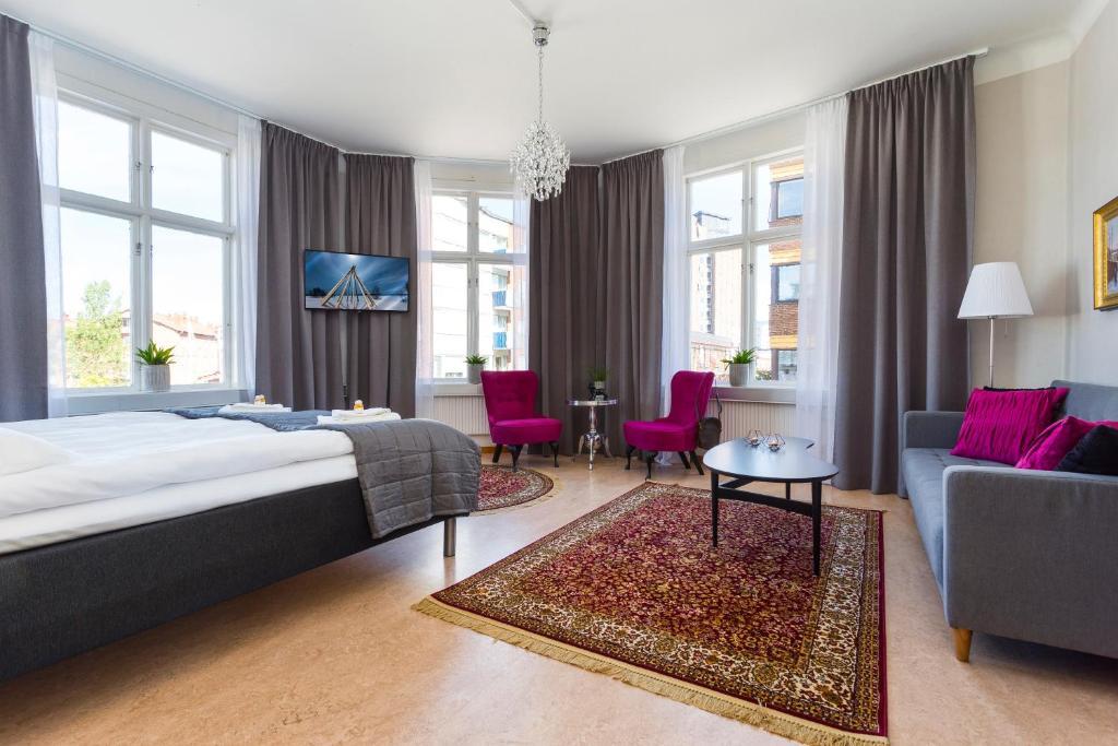 e89803d66bc8 Pensionat Drottninggatan 11, Boden – Updated 2019 Prices