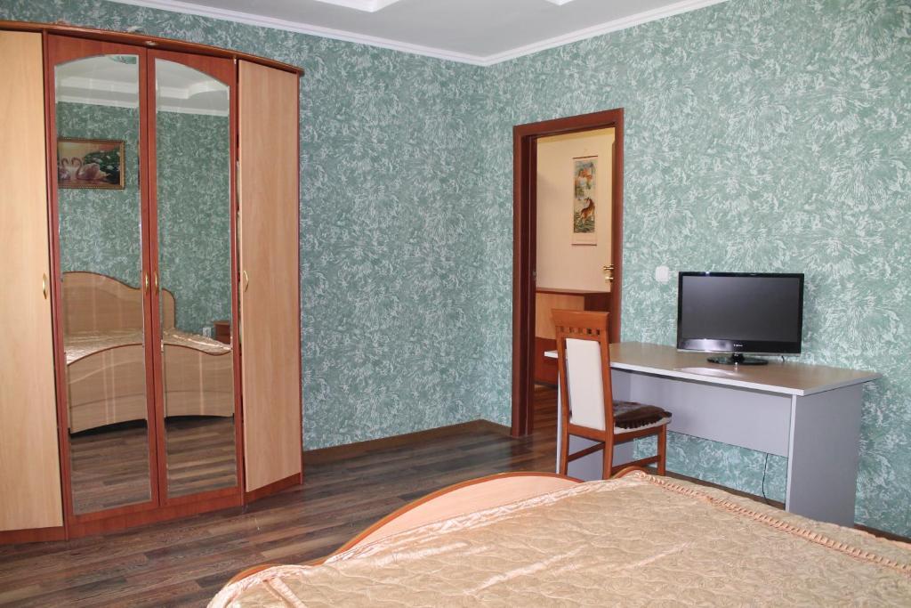 Apartments at Odesskaya 48a