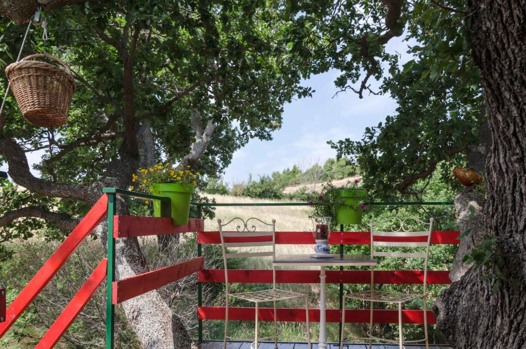 Дом для отпуска casa sull albero Италия lentella booking
