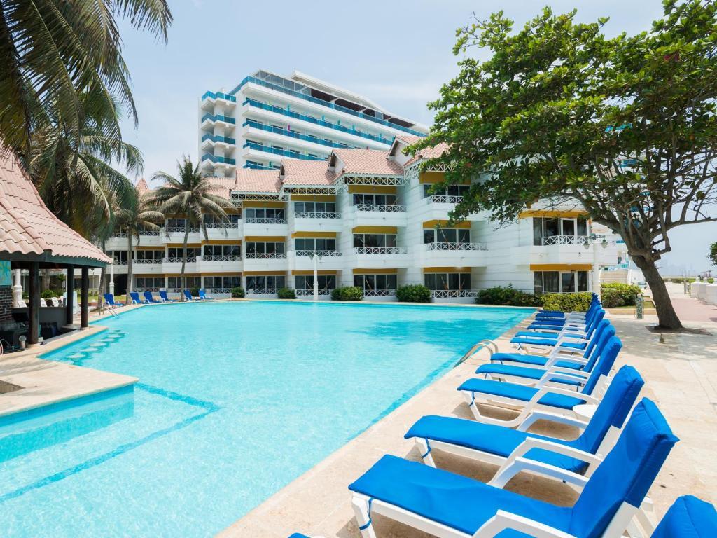 Hotel De Las Americas Hotel Americas Casa Playa Cartagena Colombia Bookingcom