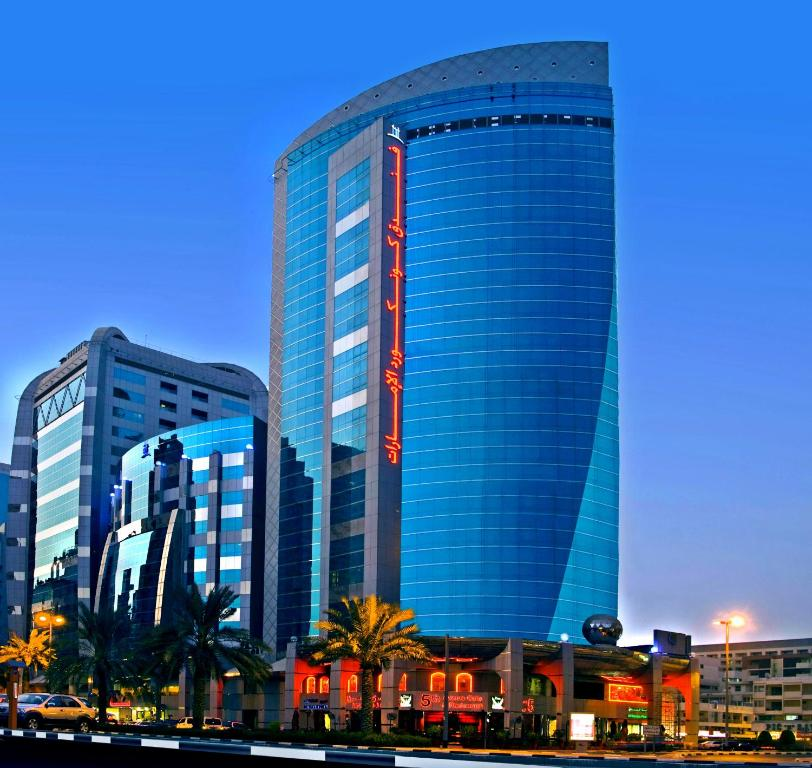 Emirates concorde hotel dubai uae for Emirates hotel dubai
