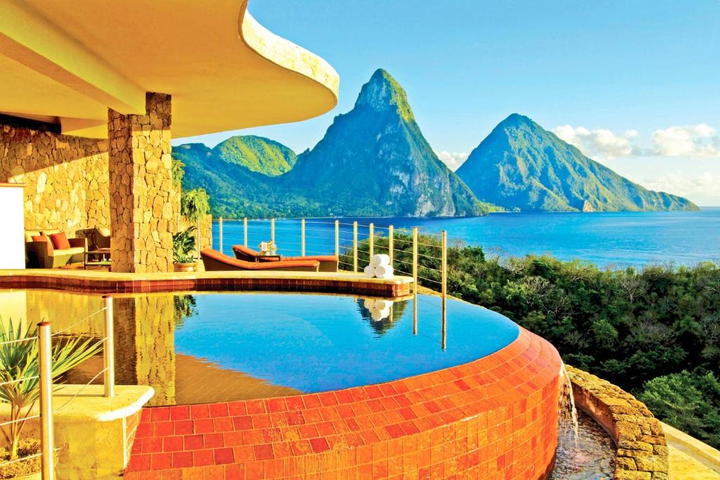 Image result for st lucia jade mountain resort