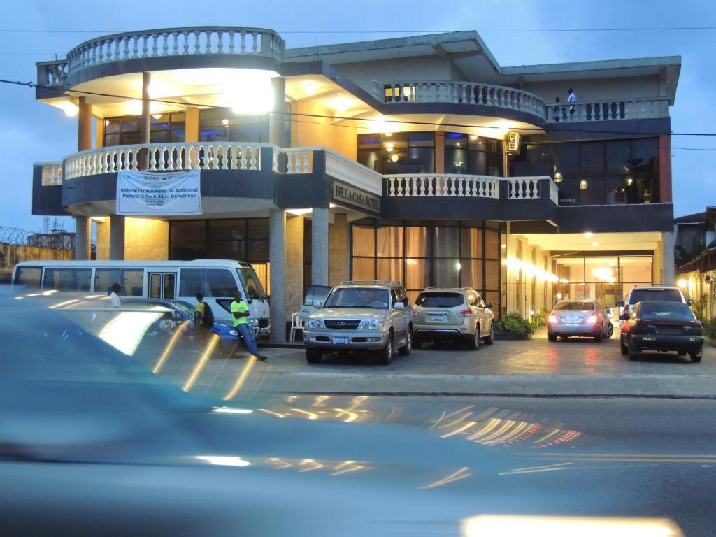 Book Hotels In Monrovia Liberia