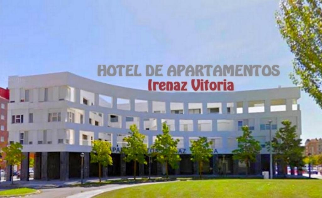 Apartamentos Irenaz VitoriaGasteiz Spain Bookingcom