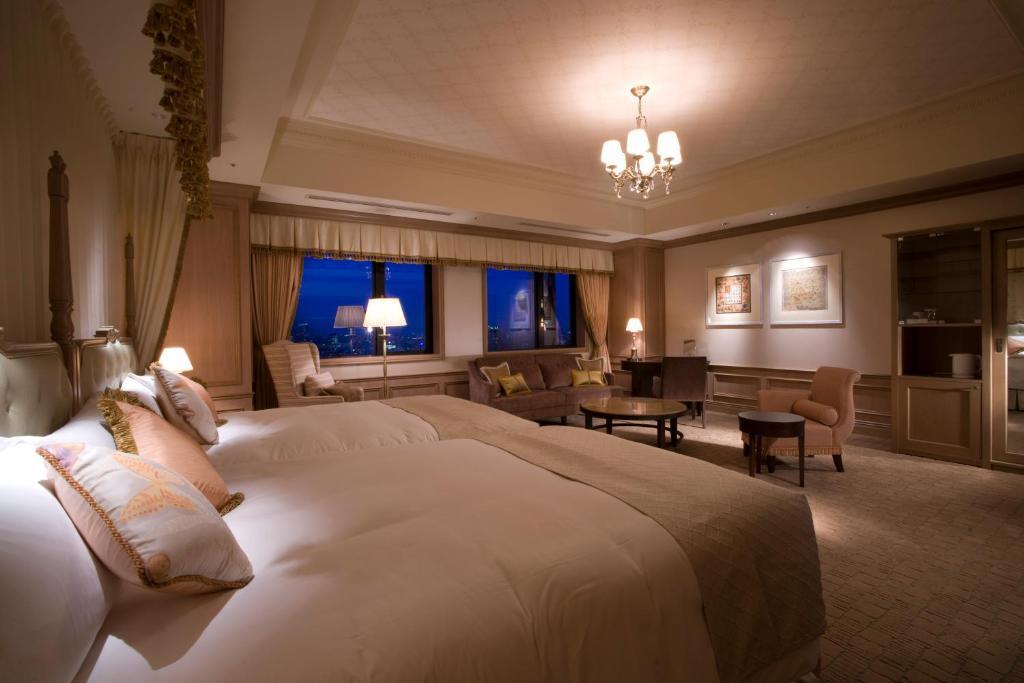 ポイント3.ホテル最上階のジュニアスイートルーム