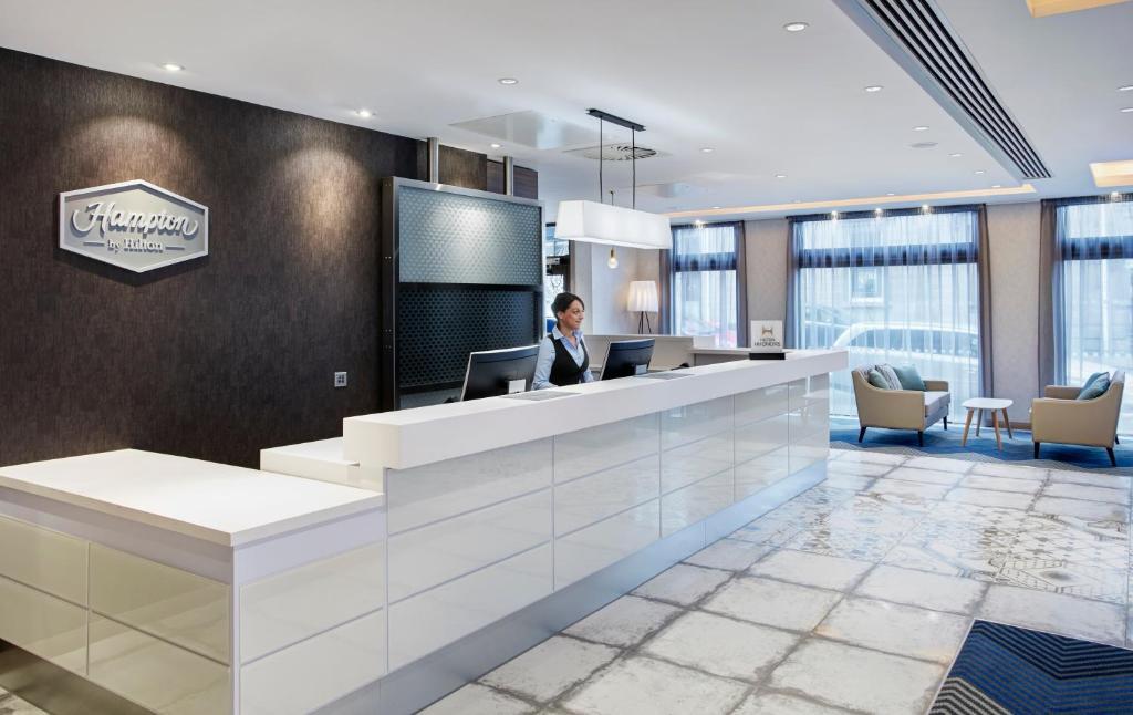 Hotel Hampton By Hilton Glasgow Central Uk Booking
