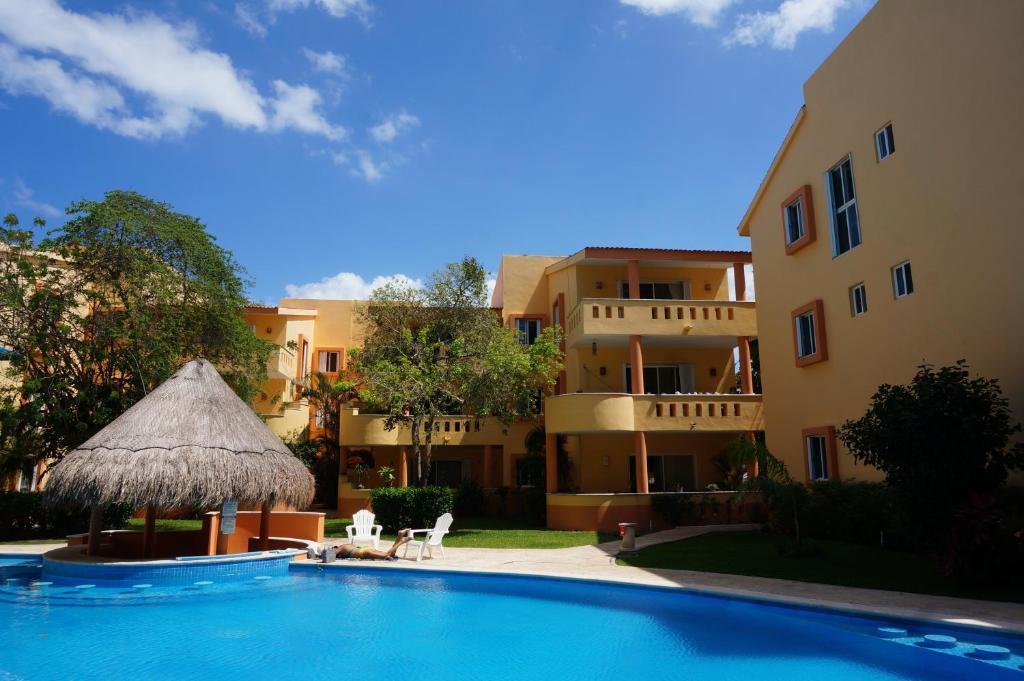 Apartment mi casa en playa playa del carmen mexico - Casa de playa ...