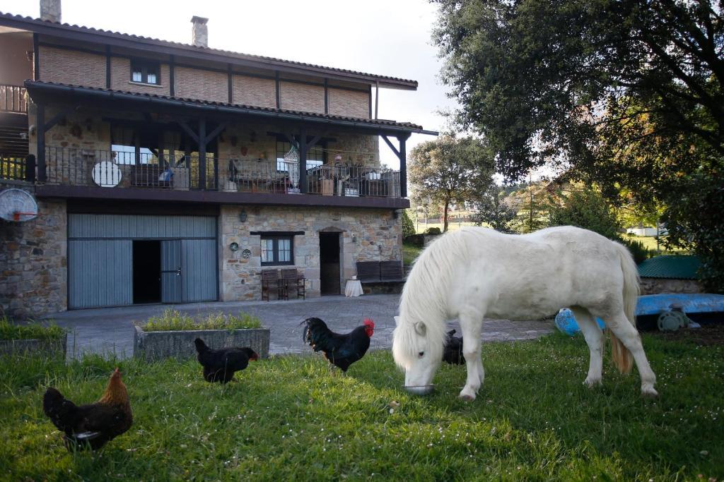Apartamento rural Gerediaga