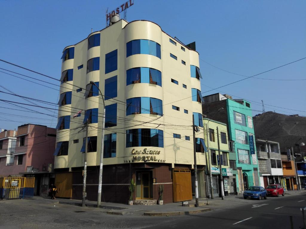 Hostal Los Sauces