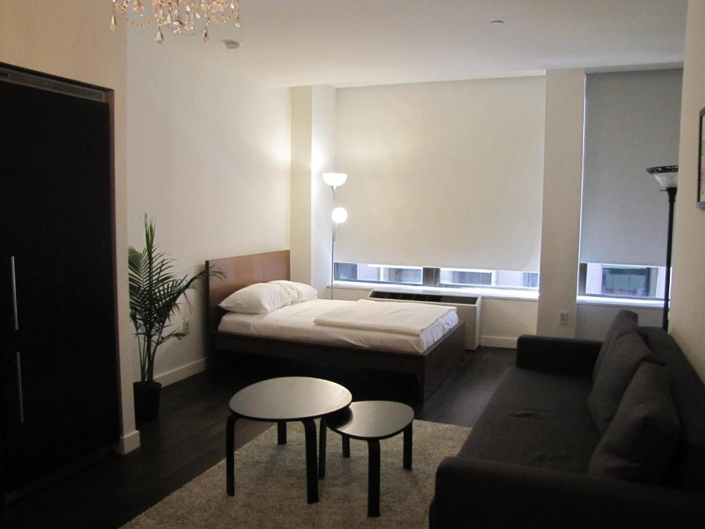 Studio Apartment New York City studio apartment fidi, new york city, ny - booking