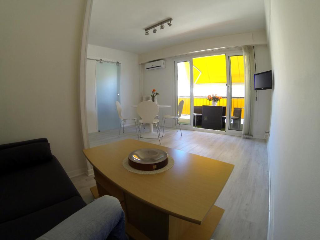 studio residence du casino, menton, france - booking