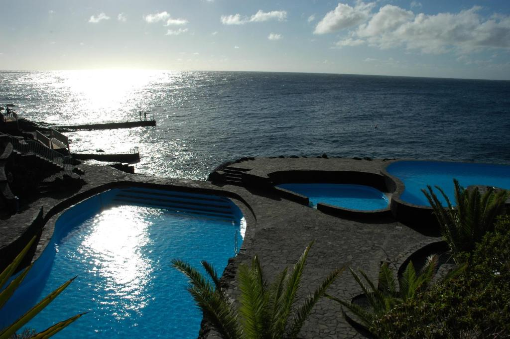 Apartments In Tamaduste El Hierro