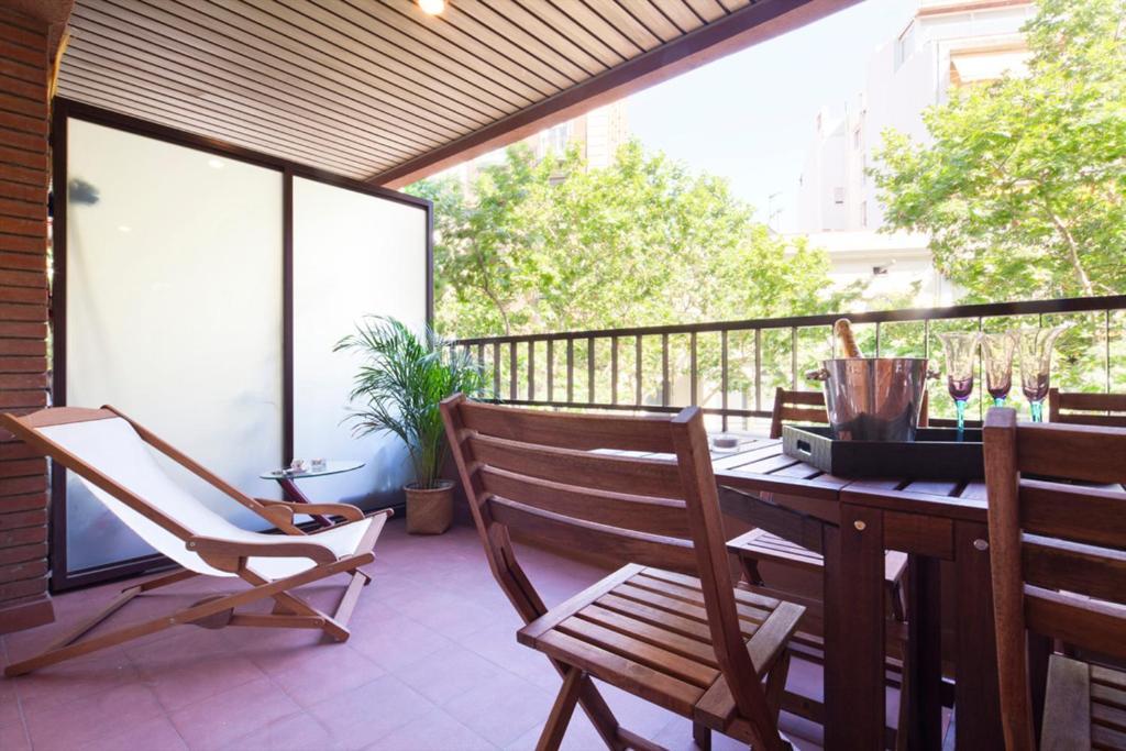 Apartment Barcelona Rentals - Classic Bonanova Apartment imagen