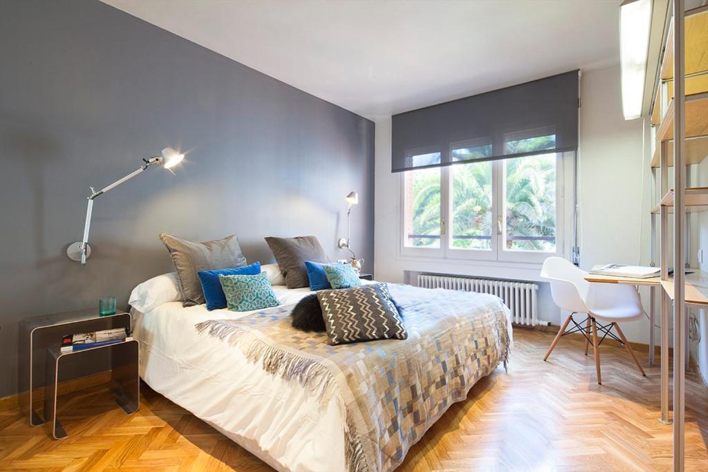 Apartment Barcelona Rentals - Classic Bonanova Apartment fotografía