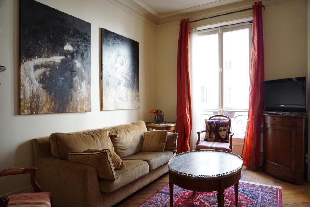 Appartement wagram paris 17 - Salon wagram paris 17 ...