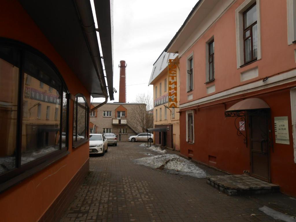 Where is Cherepovets 1