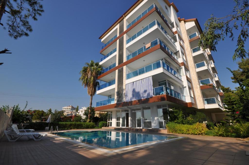 Pine Park Residence, Avsallar, Turkey - Booking.com
