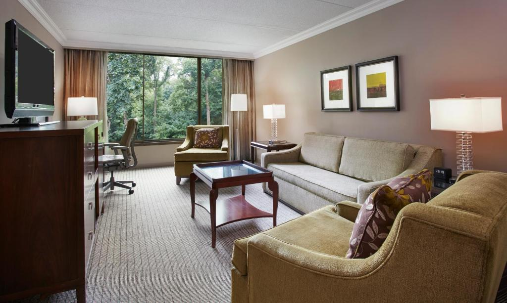 Hotel Hilton Westchester (USA Rye Brook) - Booking.com