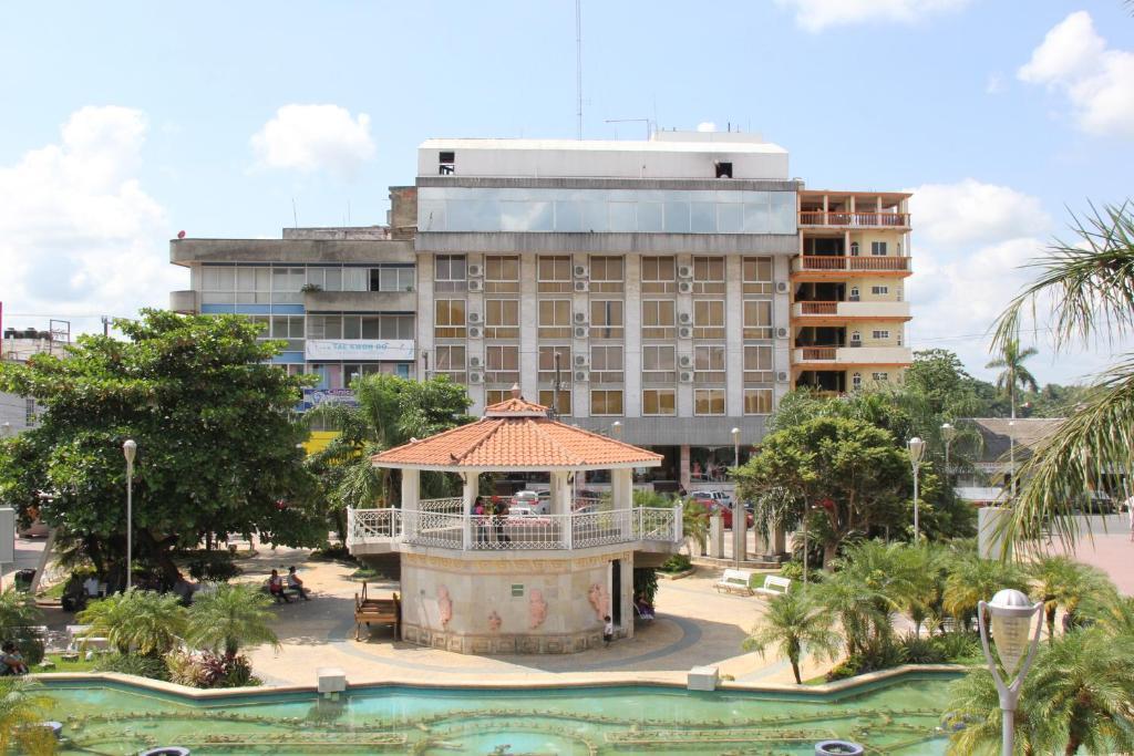 Hotel May Palace  Tuxpan De Rodr U00edguez Cano  Mexico