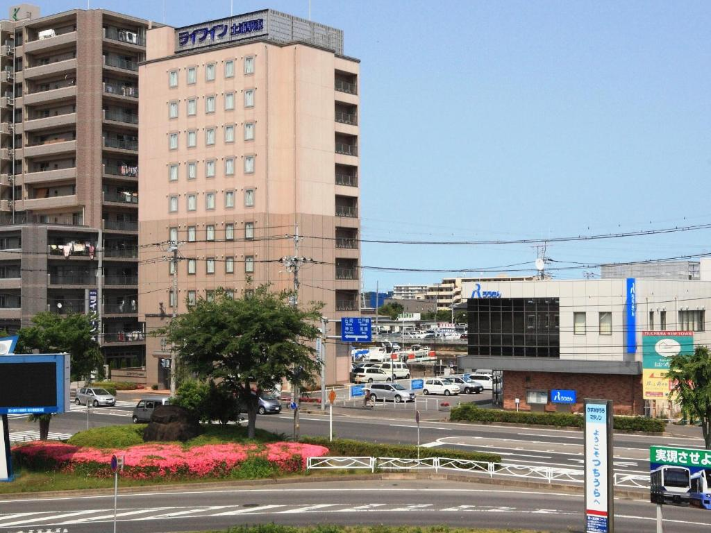 Life Inn Tsuchiura Station East Tsukuba Japan