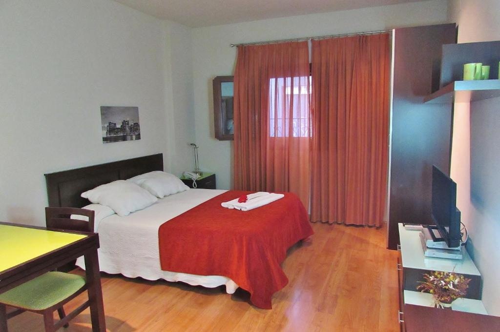 Apartamentos Turísticos Las Nieves foto