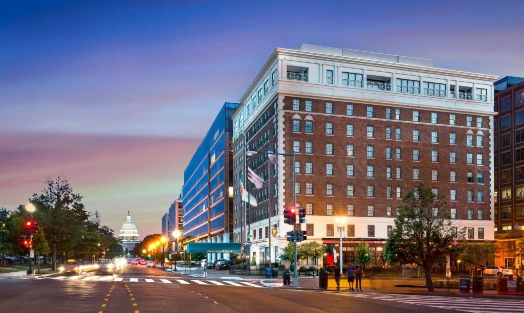 Phoenix Park Hotel, Washington, DC, including reviews - Booking.com