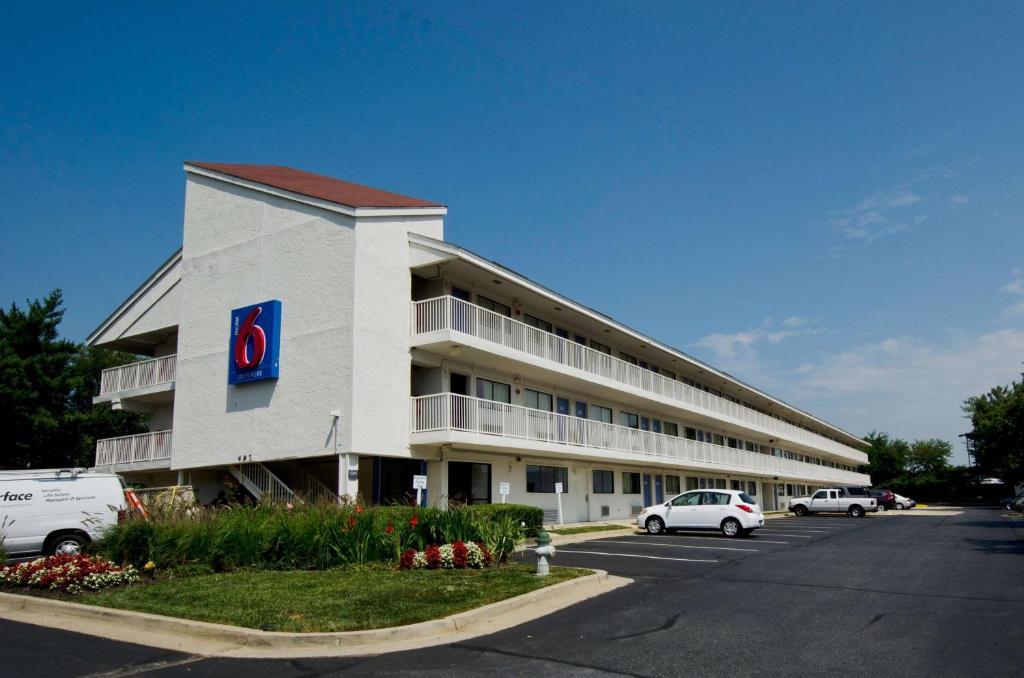 Motel 6 Washington Dc Gaithersburg Md Booking Com