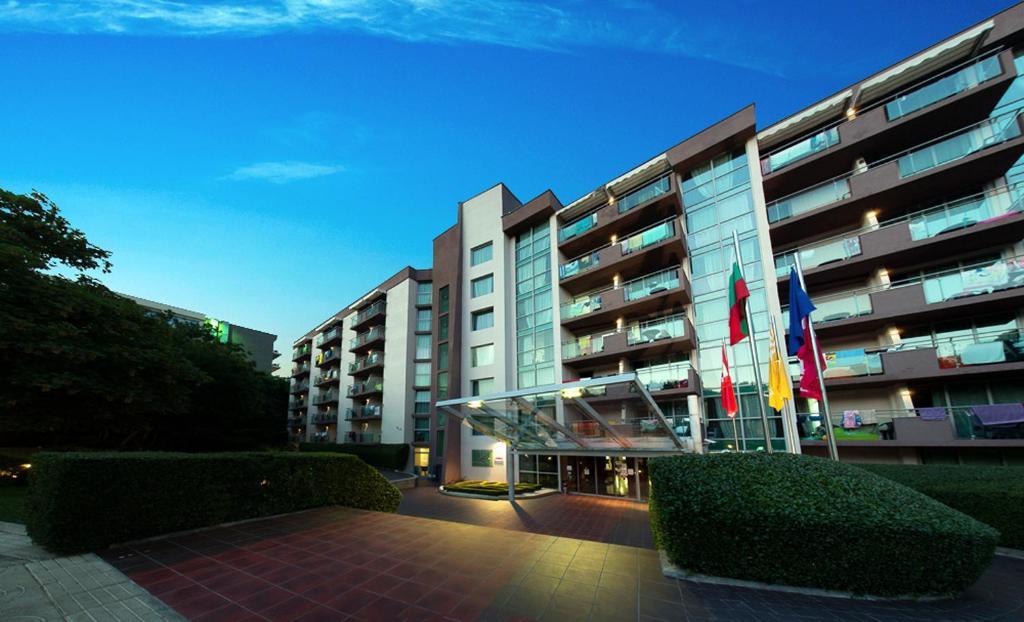 Мимоза отель болгария