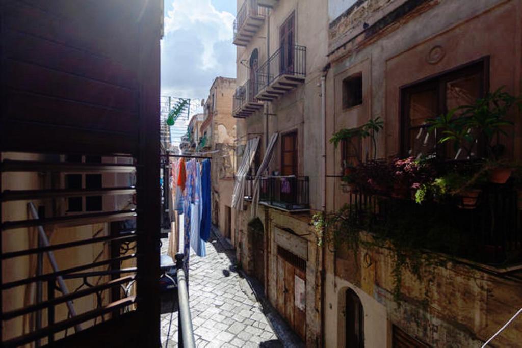Camera in centro storico