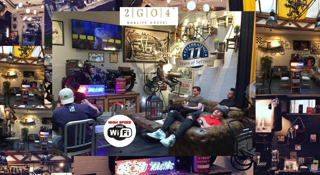 2GO4 Quality Hostel Brussels City Center, Belgium - Booking.com