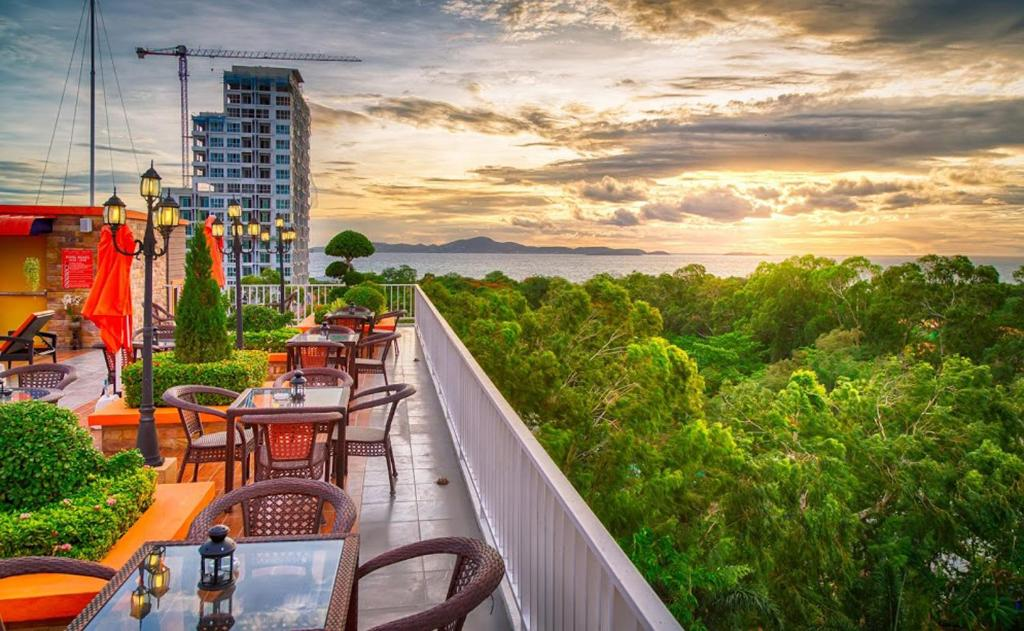 Forskjellige Condo Hotel New Nordic Kristine, Pattaya South, Thailand - Booking.com SJ-02